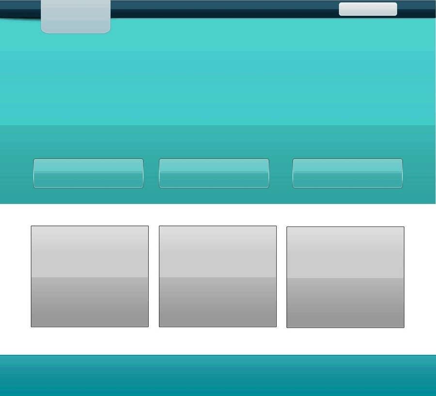 Inscrição nº                                         6                                      do Concurso para                                         Design Twitter Bootstrap Website with CSS + HTML