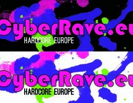 #18 para Logo for - Techno Rave Website por manyaaa