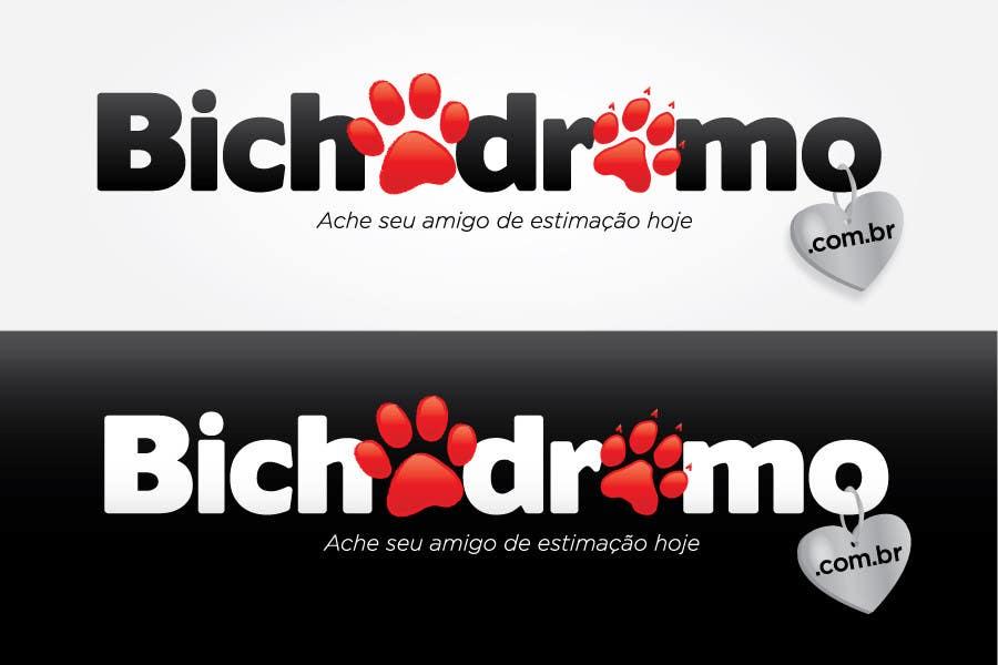 Contest Entry #78 for Logo design for Bichodromo.com.br