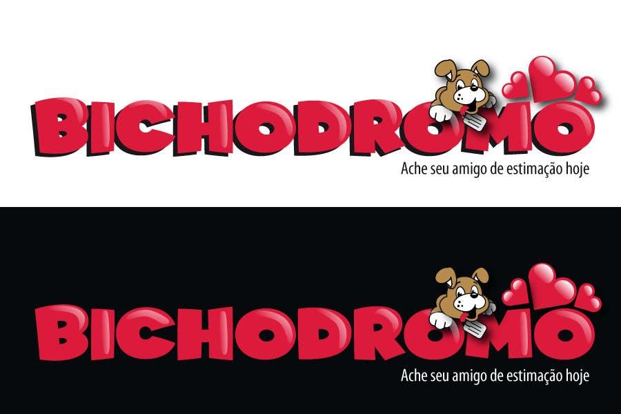 Contest Entry #136 for Logo design for Bichodromo.com.br