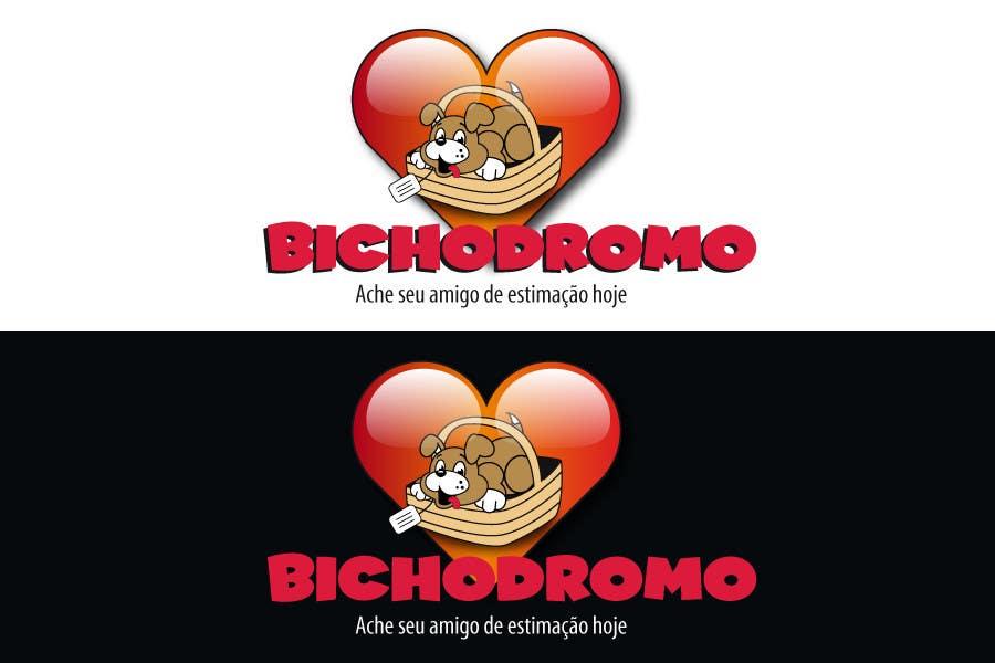 Contest Entry #135 for Logo design for Bichodromo.com.br