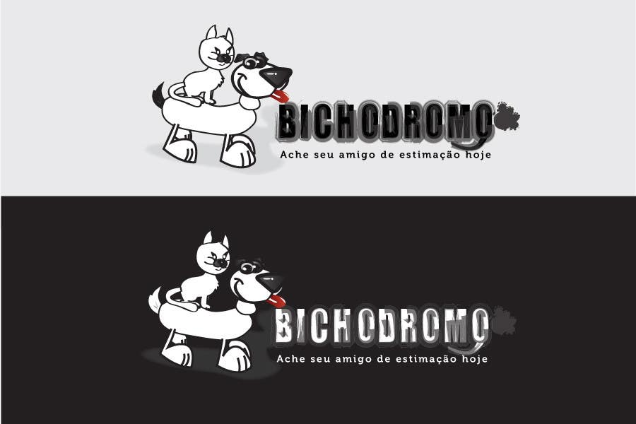 Contest Entry #113 for Logo design for Bichodromo.com.br