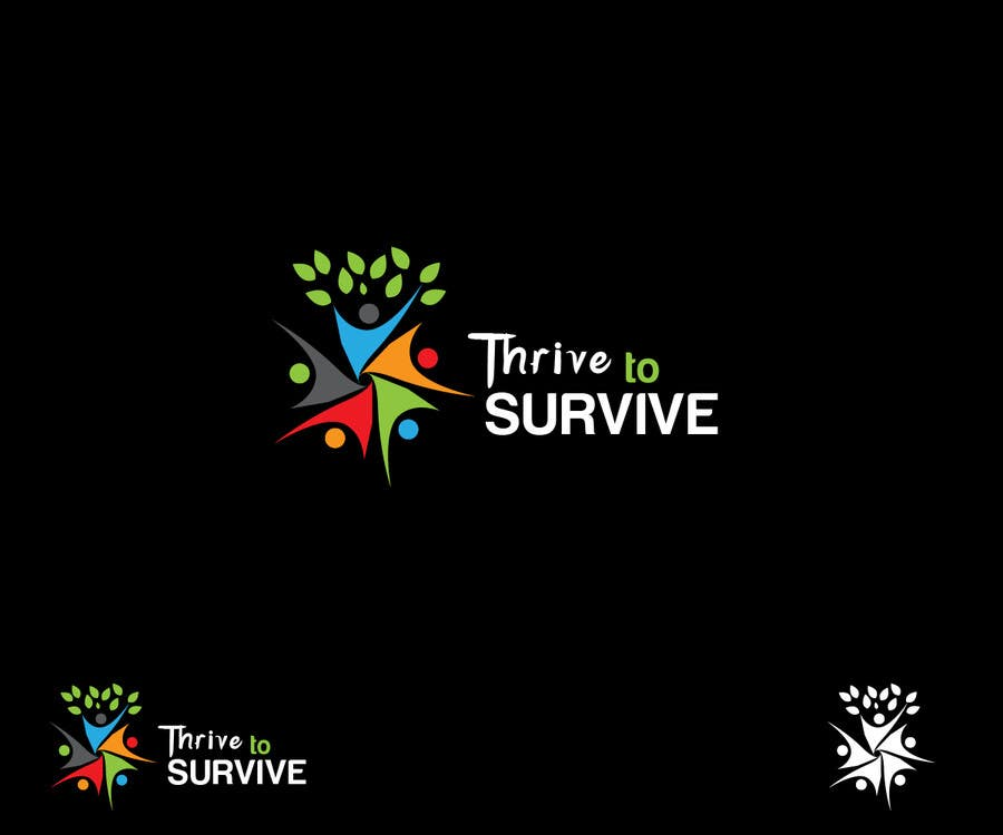 #15 for Design a Logo for Thrive to Survive by arteastik