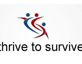 nº 36 pour Design a Logo for Thrive to Survive par rohan11