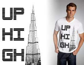nº 26 pour Design a T-Shirt for Men Dubai par jonsanchez1
