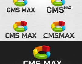 #292 for Design a Logo for CMS Max af MishAMan