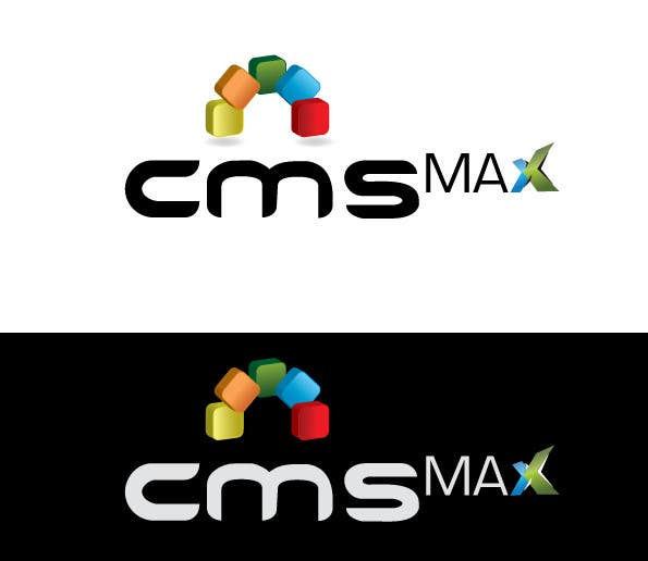 #170 for Design a Logo for CMS Max by risonsm
