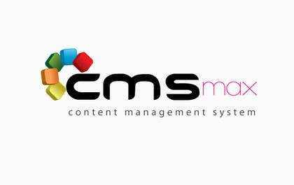 #289 for Design a Logo for CMS Max by risonsm