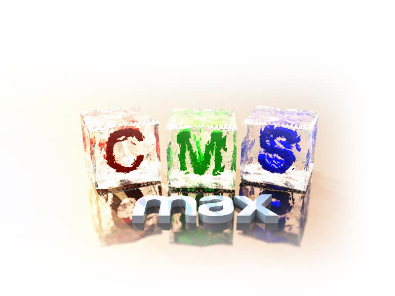#99 for Design a Logo for CMS Max by niccroadniccroad