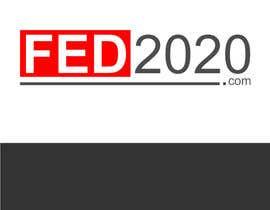 #90 for Design a Logo for Fed2020.com, LLC af hendryaja