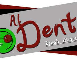 "#29 for Design a Logo for ""Al Dente"" by madwks"