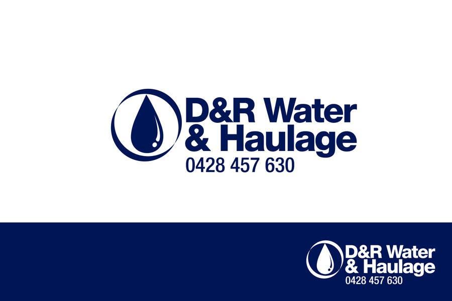 Proposition n°71 du concours D & R Water & Haulage