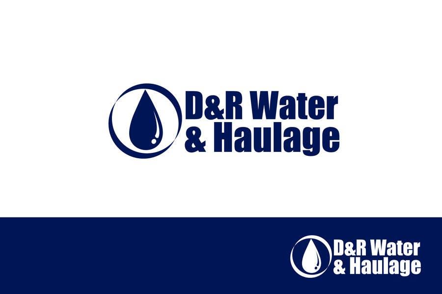 Proposition n°72 du concours D & R Water & Haulage