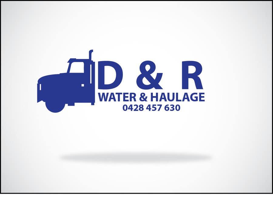 Proposition n°97 du concours D & R Water & Haulage
