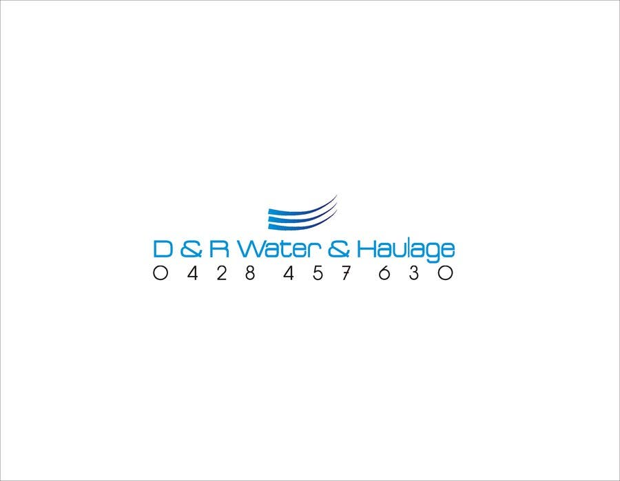 Inscrição nº 88 do Concurso para D & R Water & Haulage