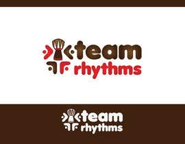 #204 для Logo Design for Team Rhythms от mosby