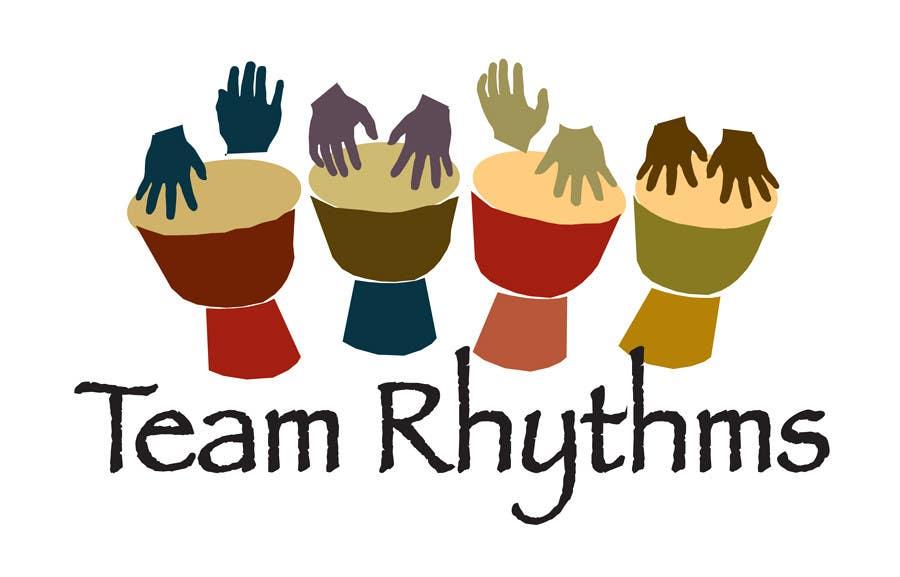 Inscrição nº 19 do Concurso para Logo Design for Team Rhythms