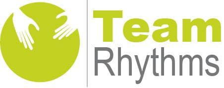 Inscrição nº 44 do Concurso para Logo Design for Team Rhythms