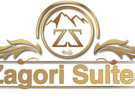 nº 104 pour Design a logo for Zagori Suites - a luxury mountain hotel in Greece par MePHiStoBy