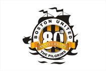 Bài tham dự #42 về Graphic Design cho cuộc thi Design a Logo for Boston United Football Club's 80th Anniversary