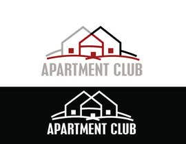 #75 cho Design a Logo for Apartment Club bởi uddinkhan