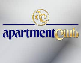 nº 54 pour Design a Logo for Apartment Club par nicoscr