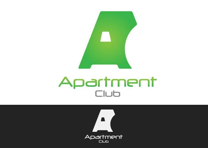 #89 for Design a Logo for Apartment Club by NrSabbir
