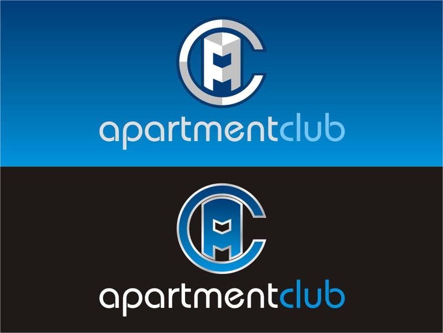 #58 for Design a Logo for Apartment Club by ariekenola