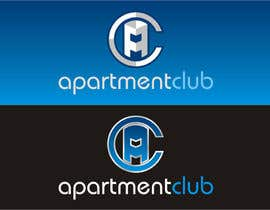 #58 untuk Design a Logo for Apartment Club oleh ariekenola