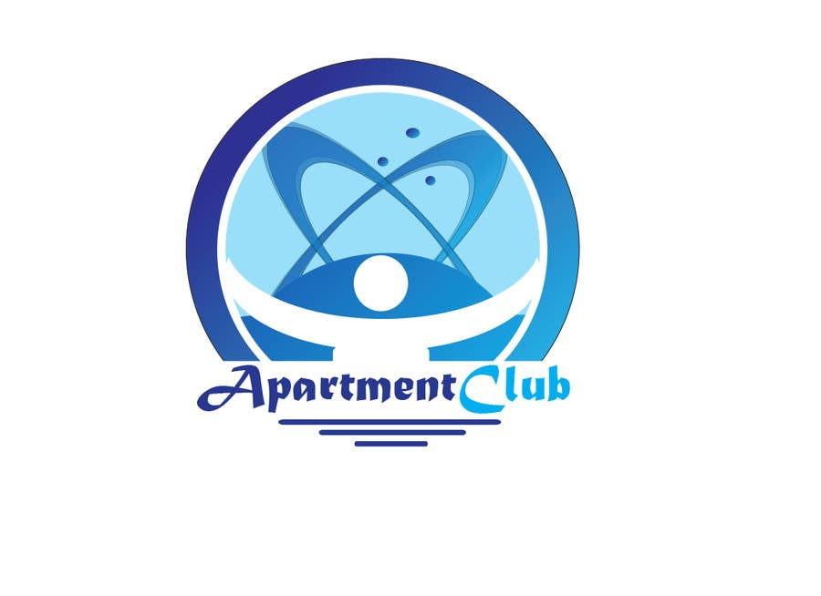 #11 for Design a Logo for Apartment Club by PinkStart