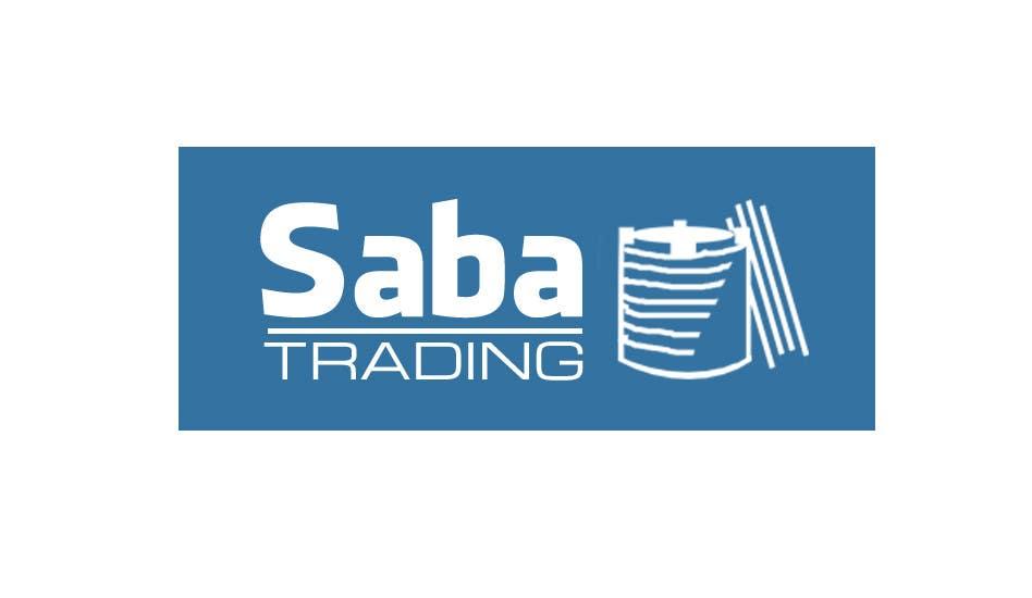 Kilpailutyö #104 kilpailussa Design a Logo for saba trading