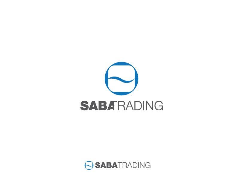 Kilpailutyö #157 kilpailussa Design a Logo for saba trading