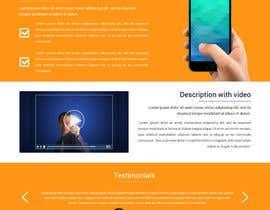 Nro 1 kilpailuun Design a Wordpress Mockup käyttäjältä ravinderss2014