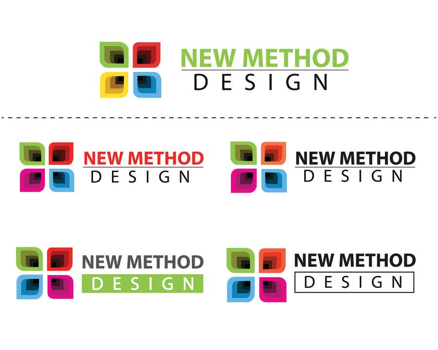 Contest Entry #53 for Design a Logo for New Method Designs