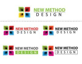 nº 53 pour Design a Logo for New Method Designs par pankaj86