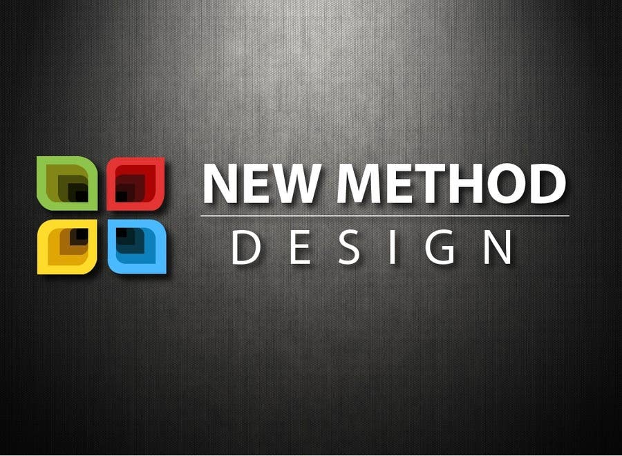 Contest Entry #105 for Design a Logo for New Method Designs