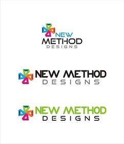 #14 untuk Design a Logo for New Method Designs oleh usmanarshadali