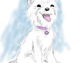 #16 para crreate a cartoon illustration of my dog for a childrens book por marianasorc