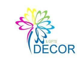 #31 para Design a Logo for Decor & Gifts por quantumsoftapp