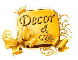 #76 for Design a Logo for Decor & Gifts by dumitrumarius