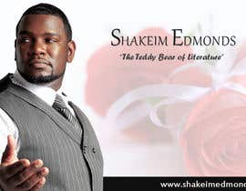 "#52 untuk Design a Flyer for Author ""Shakeim Edmonds"" oleh rupendraagrawal"