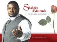 """Graphic Design Inscrição do Concurso Nº54 para Design a Flyer for Author """"Shakeim Edmonds"""""""