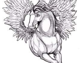 #10 for Draw a Pegasus af tiffanypetitt