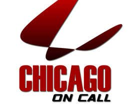 #10 untuk Logo Design for Chicago On Call oleh Ctdgraphicx