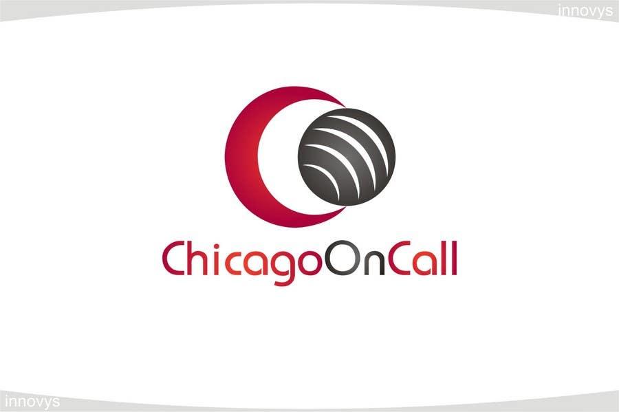 Kilpailutyö #306 kilpailussa Logo Design for Chicago On Call