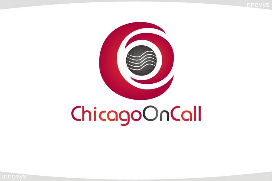 Kilpailutyö #291 kilpailussa Logo Design for Chicago On Call