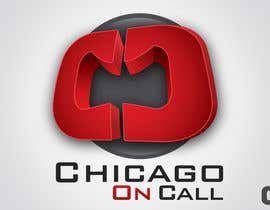 #144 dla Logo Design for Chicago On Call przez dalboi