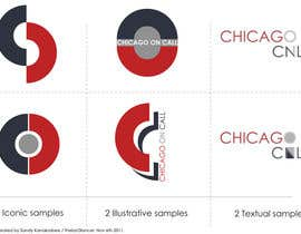 nº 46 pour Logo Design for Chicago On Call par TheLast3lancer