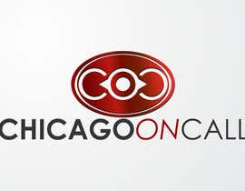 #77 untuk Logo Design for Chicago On Call oleh zmeeya