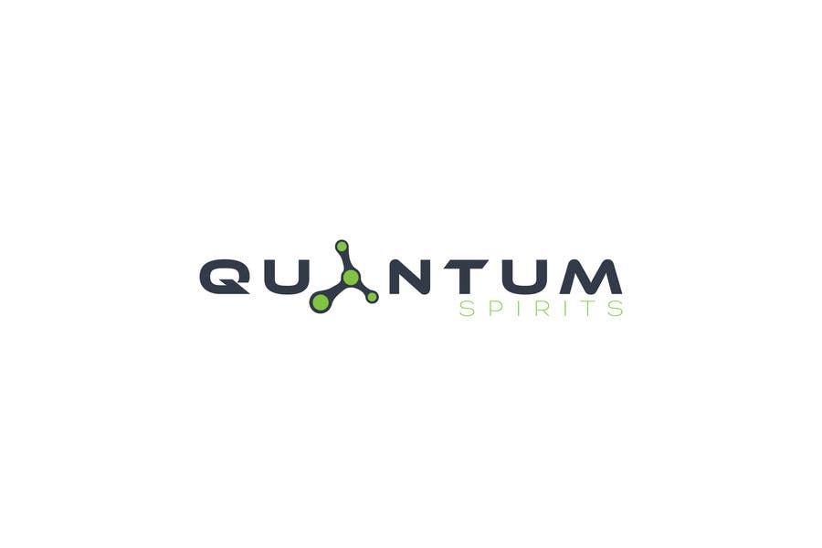 Bài tham dự cuộc thi #                                        56                                      cho                                         Logo for Quantum Spirits